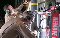 KC-130j Retrofitted With Missiles