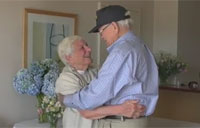 WWII Vet Reunites with Lost Love