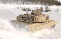 70 Tons of Drifting Tanks