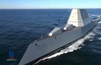 Bullet Points: Zumwalt-Class Destroyers