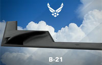 Secretary of the Air Force Unveils B-21 Bomber