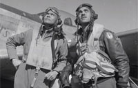 75th Anniversary of Tuskegee Airmen