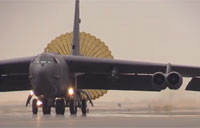 B-52 Joins Air Coalition to Combat Daesh