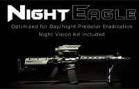 The NightEagle: Day/Night Predator Control
