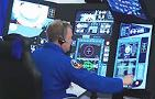 Astronauts Play in Simulator