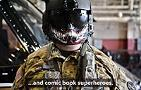 Soldier Maintains Resiliency Through Comic Books