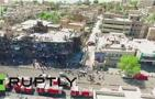 Drone Captures Aftermath of Deadly Baghdad Bombing