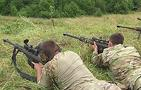 Ukraine Special Forces Sniper Training