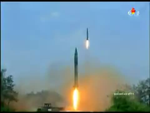 the launch of the daepondong i ballistic missile Russia tests modified rs-24 ballistic missile with an experimental warhead the launch was to reaffirm the its ballistic missile defense projects.