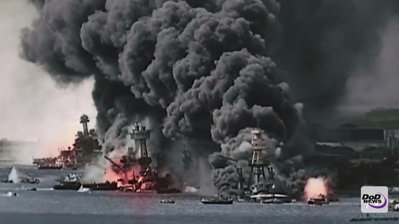 pearl harbor 9 11 Gallup news service princeton, nj -- today marks the 60th anniversary  of the japanese bombing of pearl harbor president george w bush will not.