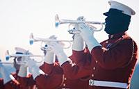 Marines Drum & Bugle Corps: Making Music