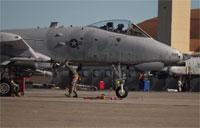 Fighter Jets Take Off at Red Flag Alaska: A-10s & F-16s