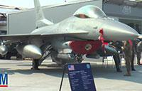 Paris Air Show 2017: Touring the F-16 at the Paris Air Show