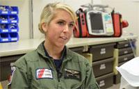 Coast Guard Flight Paramedic Provides Higher Level of Care in Alaska