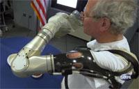 Veterans Receive DARPA's LUKE Arm