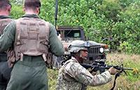 Joint-Combat Search and Rescue Exercise