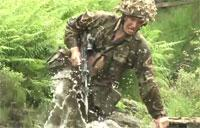 Get Aggressive: UK Soldiers Take on the 'Sword Lane'