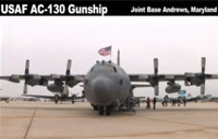 AC-130 Guided Tour