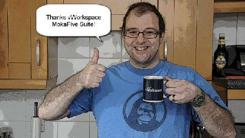 vWorkspace MokaFive Suite - A Desktop in My Pocket