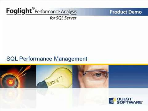 Foglight Performance Analysis for SQL Server - Introduction