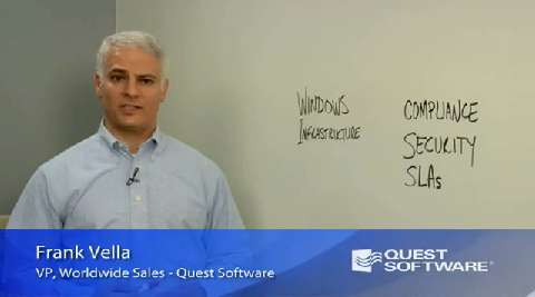 Quest on the Board - Windows Management Solutions