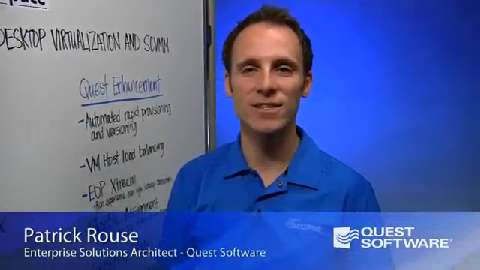 Quest on the Board - vWorkspace Enhancements