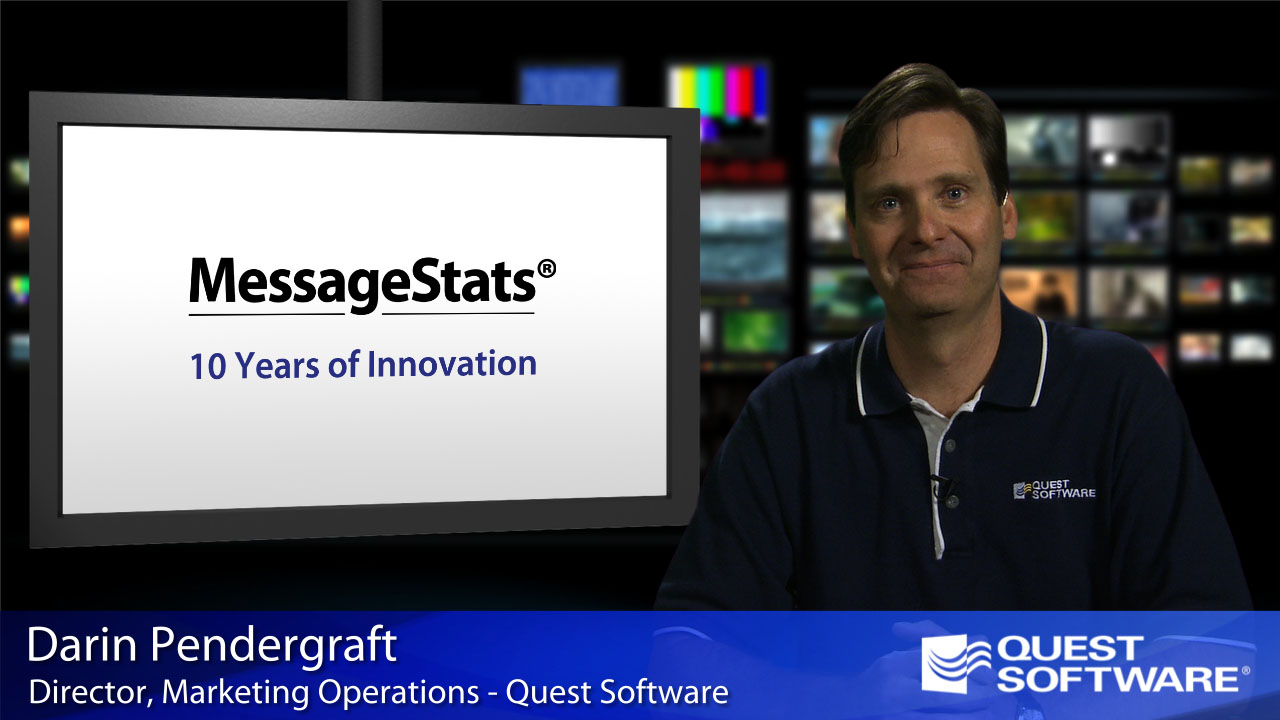 MessageStats 10 Years of Innovation - Joel Blaiberg