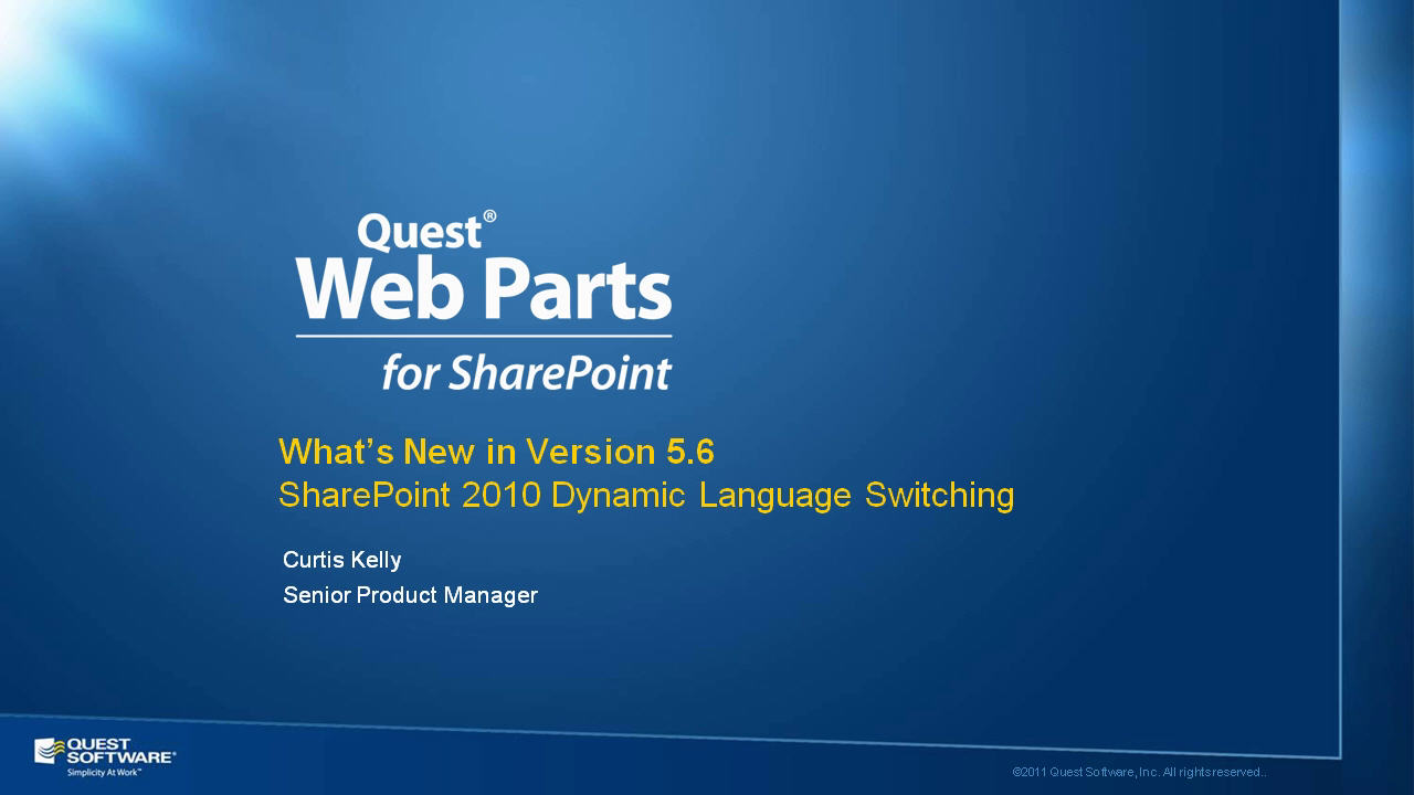 Dynamic Language Switching with Quick Apps for SharePoint
