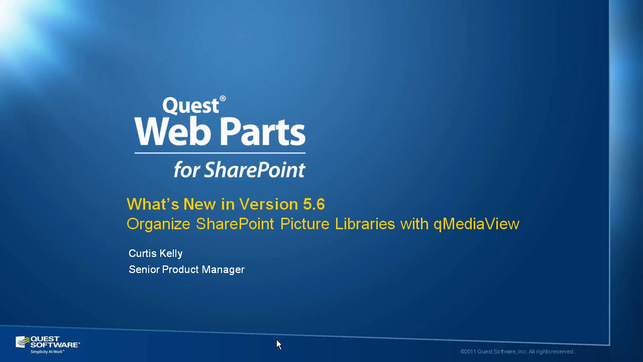 Organize and Manage Media Assets in SharePoint