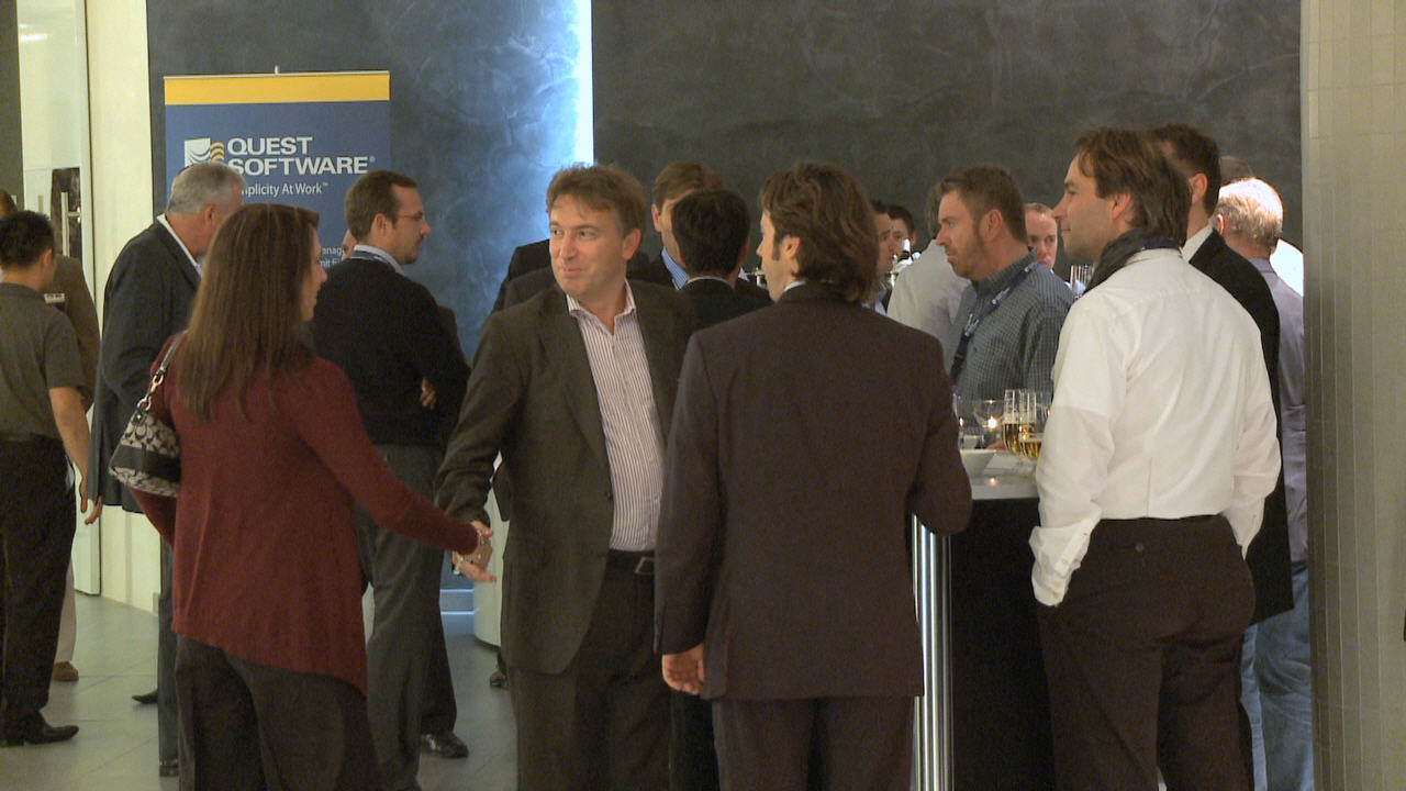 Quest Software EMEA Partner Conference 2011