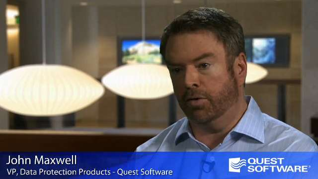 Quest Software Introduces Total Virtual Data Protection