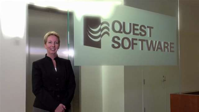 Video Case Study - Quest Software Data Protection