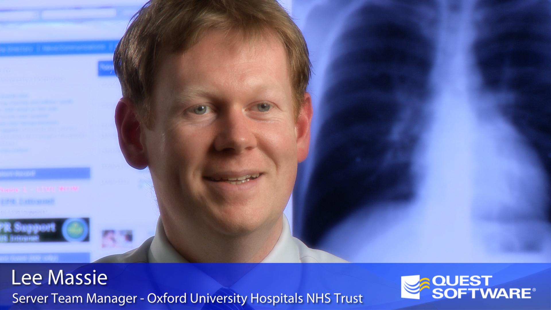 Video Case Study - Oxford University Hospitals NHS Trust