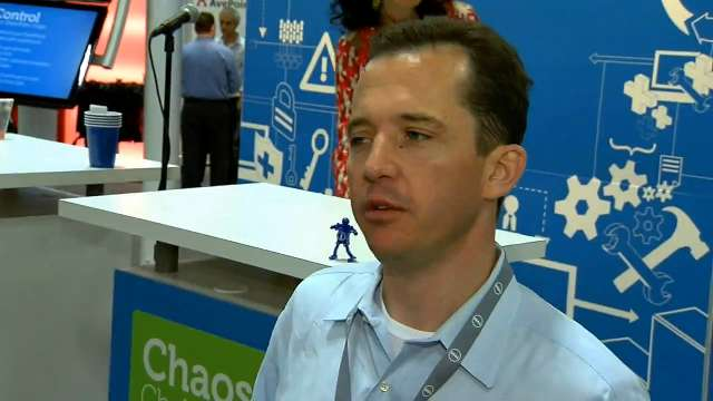 Chris McNulty talks about the SharePoint Conference 2012 keynote