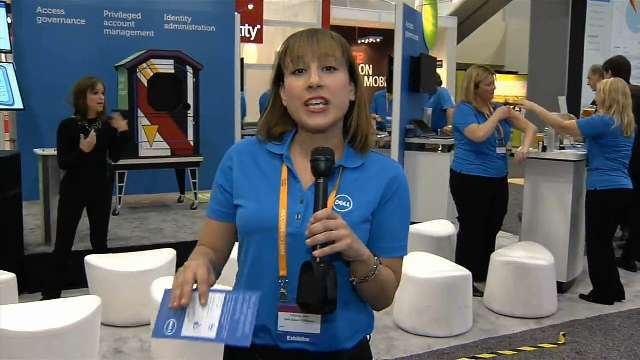 You could win a Dell XPS 10 tablet at RSA 2013