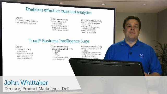 Enabling Effective Business Intelligence - On the Board