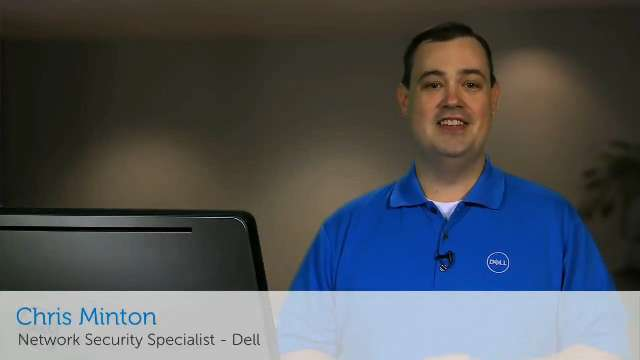 Enhance network security with Dell SonicWALL Next-Generation Firewalls