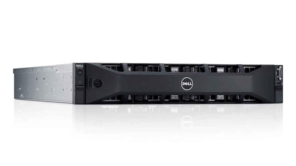 Ensure data availability and integrity with the Dell DR4100 Disk Backup Appliance
