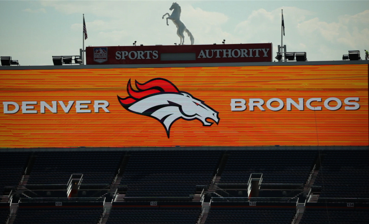 The Denver Broncos win with SonicWALL next-generation firewalls