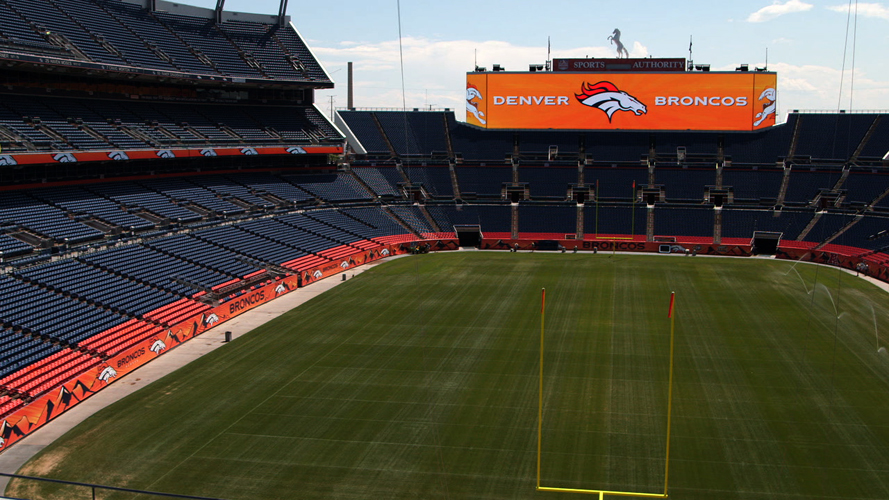 The Denver Broncos win with Dell Software security solutions