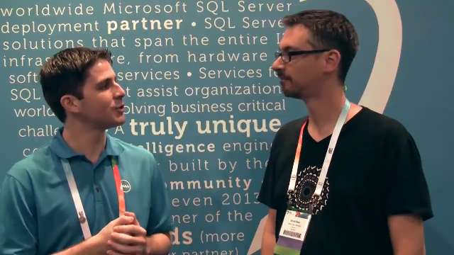 Interview with Brent Ozar at PASS Summit '13
