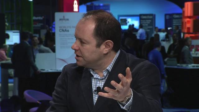 Dell Software enables BYOD initiatives and enterprise mobility management - Dell World 2013