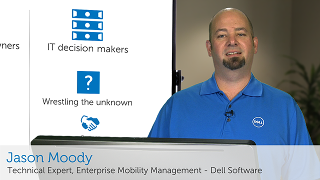 Match mobility needs to your workforce with Enterprise Mobility Management - On the board