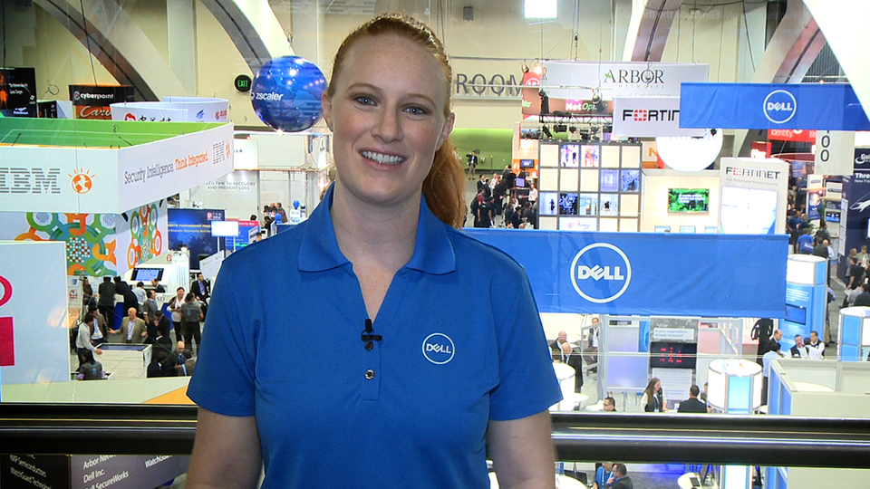 Dell delivers connected security at RSA 2014