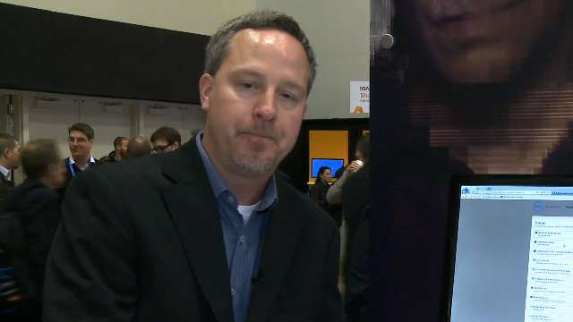 See how SonicWALL Mobile Connect protects corporate resources at RSA 2014
