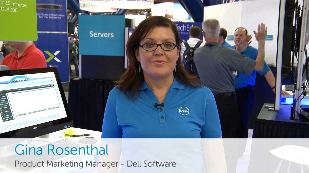 Learn about AppAssure - TechEd 2014