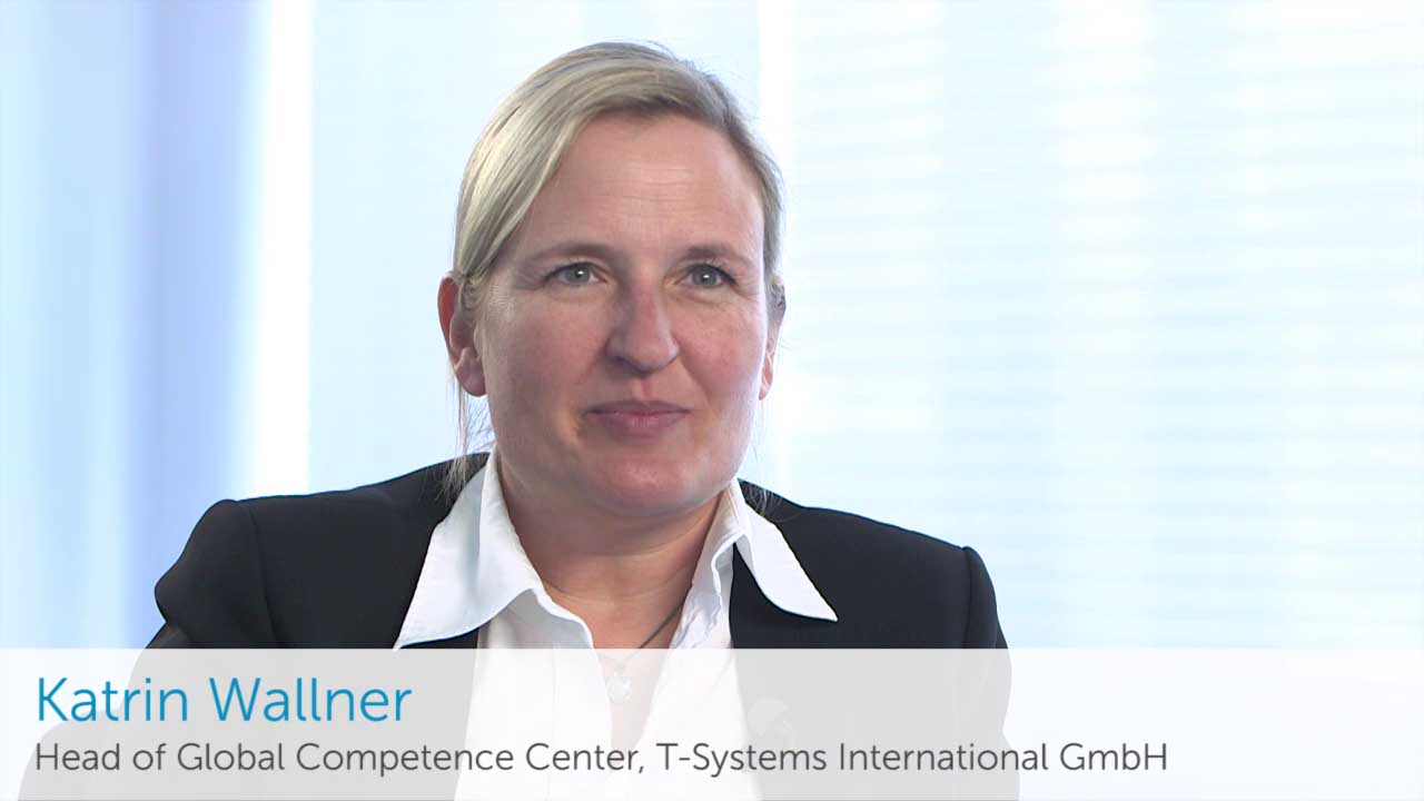 Learn how T-Systems provides better ICT solutions through partnership with Dell