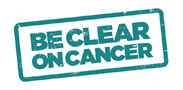 Audio leaflet about the Be clear on ovarian cancer campaign