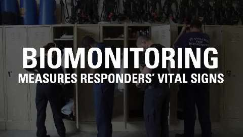 APX Applications: Zephyr Biomonitoring for Firefighters and EMS