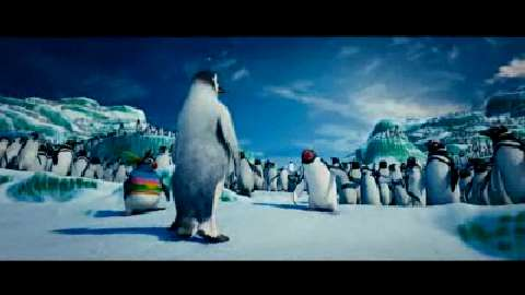 Happy Feet  2 - Trailer #4